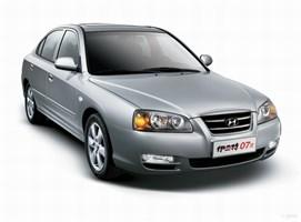 现代 伊兰特 2008款 1.6L 手动 汽油CNG