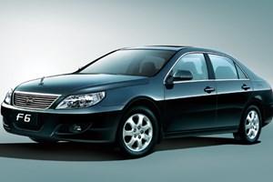 比亚迪F6 2010款 2.0L 手动 黄金版尊贵型