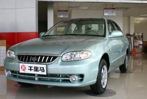 起亚 千里马 2005款 1.3L 手动 GL
