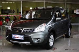 日产 骊威 2009款 1.6L 手动 GT炫能型