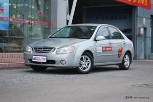 起亚 赛拉图 2009款 1.6L 手动 双燃料CNG