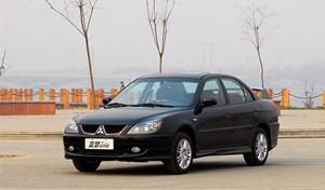 三菱 蓝瑟 2007款 1.6L 自动 豪华型运动版