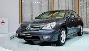 三菱 戈蓝 2007款 2.4L 自动 精英版