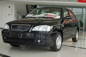 奇瑞 旗云 2004款 1.6L 手动 出租型
