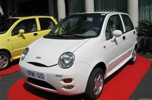 奇瑞QQ3 2008款 1.1L 自动 豪华型