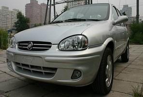 别克 赛欧 2002款 1.6L 手动 SL基本版