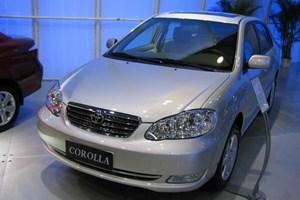 丰田 花冠 2007款 1.8L 自动 GL-i
