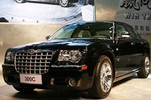 克莱斯勒300C 2006款 2.7L 自动 商务版
