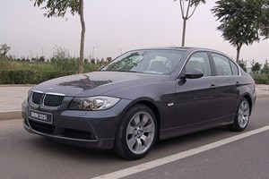 宝马3系(进口) 2005款 2.0L 自动 E90 320i