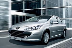 标致307三厢 2006款 1.6L 自动 XT舒适版