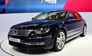 大众 辉腾 2011款 3.6L 自动 V6 5座加长商务版