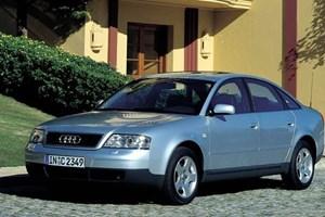 奥迪A6 2003款 3.0L CVT
