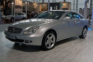 奔驰CLS级 2009款 3.0L 自动 CLS300
