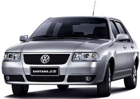 大众 桑塔纳志俊 2010款 1.6L 手动 舒适版