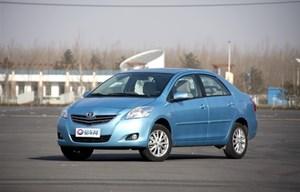 丰田 威驰 2010款 1.6L 手动 GL-i
