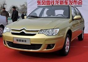 雪铁龙 经典爱丽舍三厢 2009款 1.6L 手动 三厢科技型