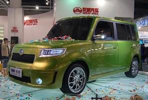 长城 酷熊 2010款 1.5L CVT 豪华版