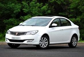 荣威350 2012款 1.5L 手动 新禧超值版