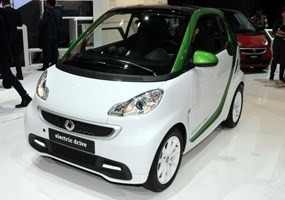 smart fortwo 电动 2014款 电动 Electric Drive