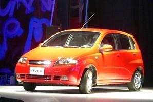 雪佛兰乐驰 2006款 0.8L 自动 舒适型